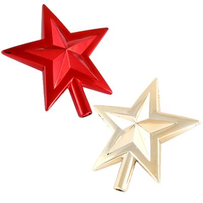 Как сделать звезду из бумаги на макушку елки своими руками