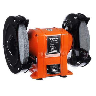Станок заточной электр. ЗС-200/350, 350Вт, 200x20x16.0мм, 2950 об/мин