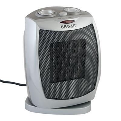 ЕРМАК Тепловентилятор с керам. нагр. эл. ТВК-1500В (750/1500 Вт), вращение