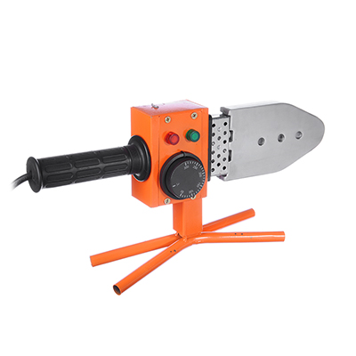 Аппарат для сварки пласт. труб АСП-800, 800 вт, 0-300 C, 6 насадок, 20-63 мм, метал кейс