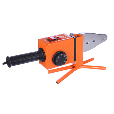 Аппарат для сварки пласт. труб АСП-1700,1700 вт, 0-300 C, 6 насадок, 20-63 мм, метал кейс
