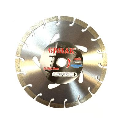 ЕРМАК Диск алмазный отрезной сегментный КЛАССИК 180х22,2мм