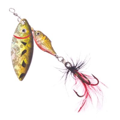блесны вертушки с рыбкой купить