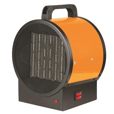 ЕРМАК Тепловая пушка электр.ТПЭ-2000/2КР, 2кВт, 100М3, 1720ккал/ч, 2 реж (1/ 2кВт) керамич.нагр.эл