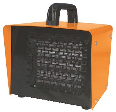 ЕРМАК Тепловая пушка электр.ТПЭ-2000/3К, 2кВт, 120М3, 1720ккал/ч, 3 реж (0,025/1/ 2кВт) керамич.нагр