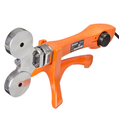 Аппарат для сварки пласт. труб АСП-801, 800Вт, 0-300C, 3 насадки, 20-32мм, металл.кейс