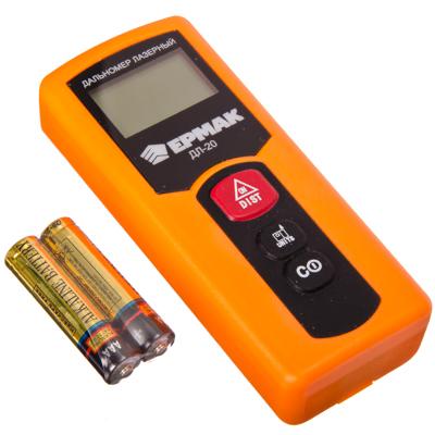 Дальномер лазерный ДЛ-20, 0,15- 20м, ±2мм