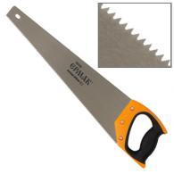 ЕРМАК Ножовка по дереву 10B, 500мм, зуб 5мм.