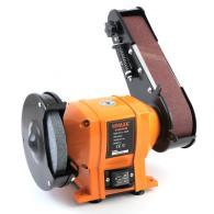 ЕРМАК Станок заточной электр., шлиф.лент.ЗС-150/250-ЛШ;250Вт;150x20x12.7мм;2950о...