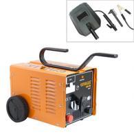 ЕРМАК Аппарат сварочный переменного тока АСВ-130, 220В, 6,4 кВт, 55-130А, электр...