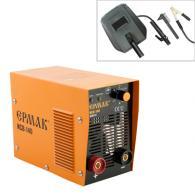 ЕРМАК Инвертор сварочный ИСВ-140, 220В, 4,5 кВт, 10-140А, электроды 1,6-4 мм, ра...