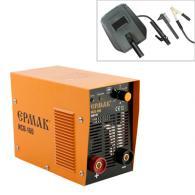 ЕРМАК Инвертор сварочный ИСВ-160, 220В, 5,5 кВт, 10-160А, электроды 1,6-5 мм, ра...