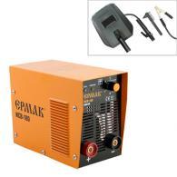 ЕРМАК Инвертор сварочный ИСВ-180, 220В, 6,5 кВт, 10-180А, электроды 1,6-5 мм, ра...