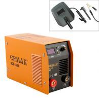 ЕРМАК Инвертор сварочный ИСВ-180К, 220В,6,5 кВт, 10-180А, эл-ды1,6-5мм, раб цикл...