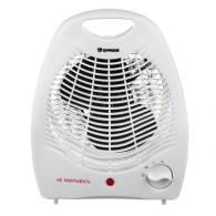 ЕРМАК Тепловентилятор ТВ-2000 (2 режима, 1000/2000Вт), термостат, защита от пере...