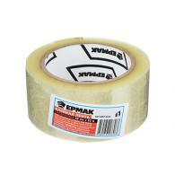 ЕРМАК Клейкая лента прозрачная 48мм x 95м