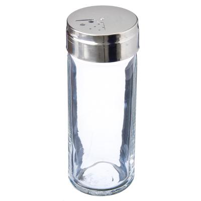 """Картинка PASABAHCE Емкость для специй с метал.крышкой 240мл, стекло, """"Basic"""", 43890SLB в магазинах Галамарт - большой выбор самых разных предметов, необходимых на кухне"""