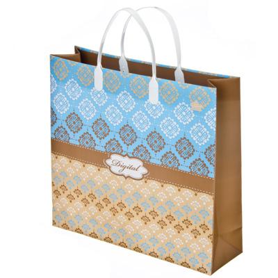 Картинка Пакет ламинат, мягкий пластик, 30х30см, Диджитал в сети магазинов постоянных распродаж Галамарт