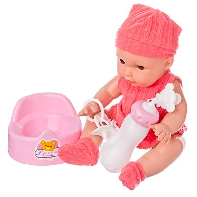 """Картинка Кукла функциональная с аксессуарами """"Bonnie"""", 12 звуков, пьет, пластик, текстиль, 30см, 4089 в сети магазинов постоянных распродаж Галамарт"""