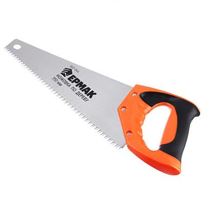 ЕРМАК Ножовка по дереву, 350мм, зуб 4мм. заточ. - фото товара