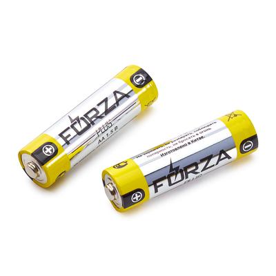 Батарейки щелочные, 2 шт, щелочная, тип AA (LR6), BL,
