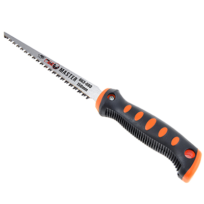 FALCO Master Ножовка для гипсокартона 150мм каленный зуб, 3D заточка 7 TPI
