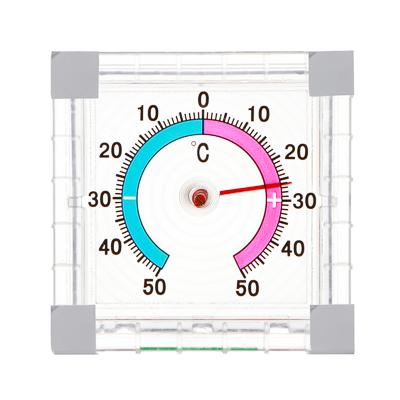 INBLOOM Термометр оконный Биметаллический (-50 +50), блистер - фото товара