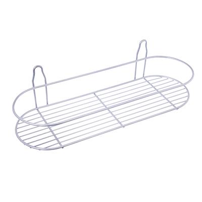 ARTEX Полка одинарная овальная, на самоклеющихся креплениях, арт. 29 21 25 - фото товара