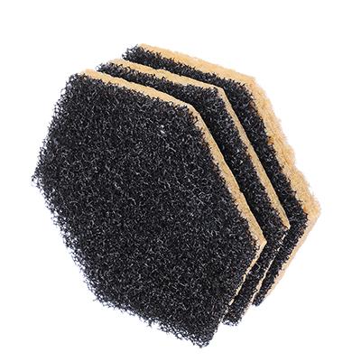 Набор губок 3шт в вакуумной уп.  Кухоньчик Стандарт , арт.0361