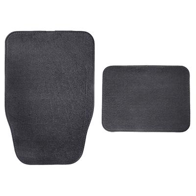 NG Набор ковров ворс 4шт, универсальные, серые Gray - фото товара