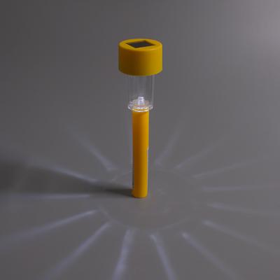 INBLOOM BY Фонарь садовый на солн. батарее, 4,5x4,5x31см, пластик - фото товара