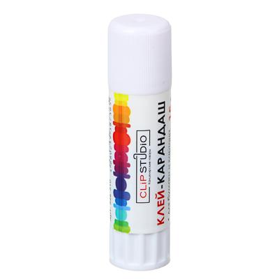 Clip Studio Клей-карандаш 15 гр, на основе PVA - фото товара