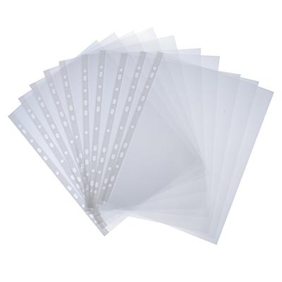 ClipStudio Набор вкладышей с перфорацией (файлов) A4, 50 штук в пакете - фото товара