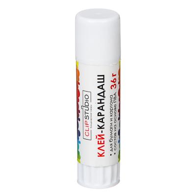 Фото товара ClipStudio Клей-карандаш 36 гр, на основе PVA