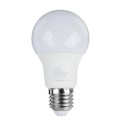 FORZA Лампа светодиодная A60 9W, E27, 806lm 3000К - фото товара