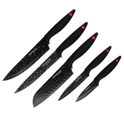 SATOSHI Болтон Набор ножей кухонных 6пр, в магнитной коробке - фото товара