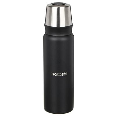 SATOSHI К2 Термос 0,50л, для напитков, нержавеющая сталь 18/10 (высокая термостойкость) - фото товара