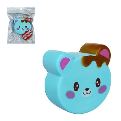 LASTIKS Мялка  Сквиш милые животные , с ароматом, 8-12см, полиуретан, 6-12 дизайнов - фото товара