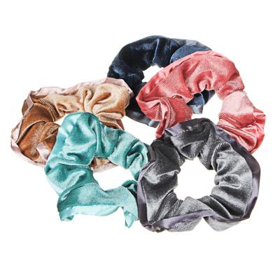 Фото товара BERIOTTI Резинка для волос, полиэстер, d9см, 5 цветов, РВ2019-7
