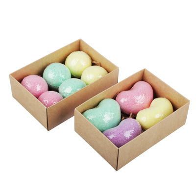 Набор бурлящих шаров для ванн Fruits&Berries/Flower&Herbs,6х40 г/4 х60 г - фото товара
