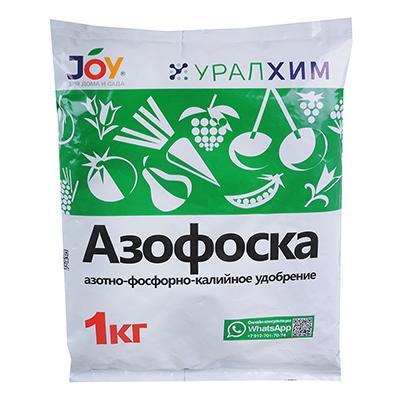 Азофоска, 1 кг - фото товара