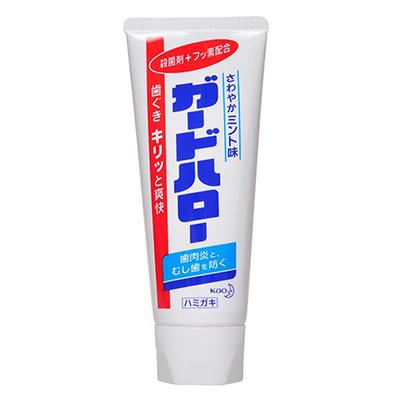 Зубная паста KAO Hello Guard с освежающим мятным вкусом, 165 г - фото товара