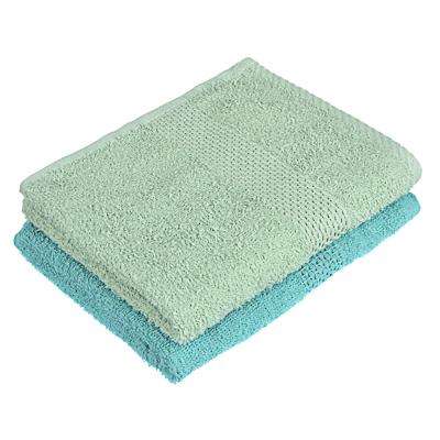 PROVANCE Наоми Волна Полотенце махровое, 100% хлопок, 30х70см, 360гр/м, 2 цвета - фото товара