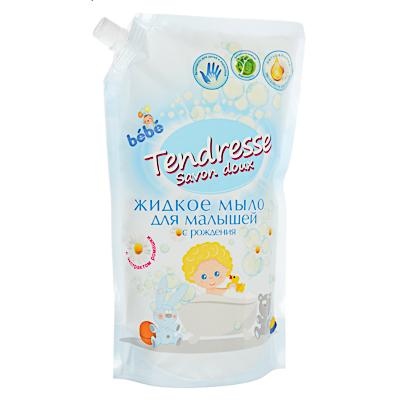 Мыло жидкое  Детское  дой-пак, 1 л - фото товара