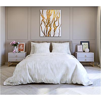 PROVANCE Мечта Комплект постельного белья евро (4 пр.), поплин 110гр/м, 100% хлопок, 3 дизайна - фото товара