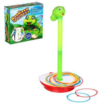 ИГРОЛЕНД Игра настольная  Веселая гусеница - фото товара