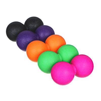 SILAPRO BY Мяч массажный сдвоенный, 12х6см, TPR - фото товара