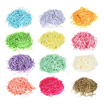 LADECOR Наполнитель бумажный декоративный, 15гр, 12 цветов, 207-065, 207-070 - фото товара