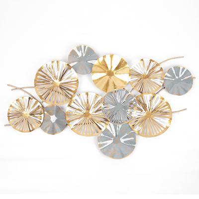 Панно декоративное, металл, 101,5x56x5см, арт 5 - фото товара