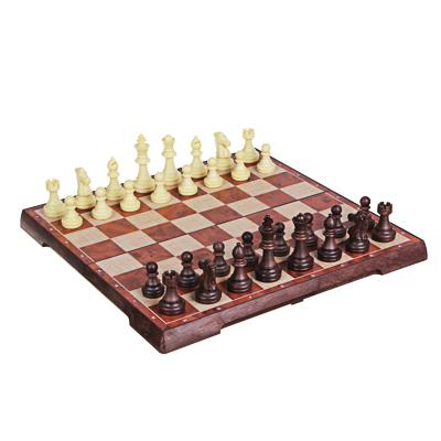 LDGames Набор игр 2 в 1 (шахматы, шашки) 31,5х32см, пластик - фото товара